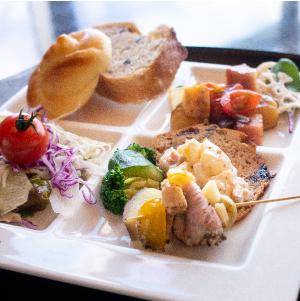 昼食の調理とご提供 イメージ