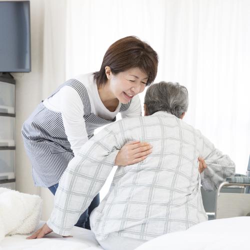訪問介護(ホームヘルプサービス) イメージ