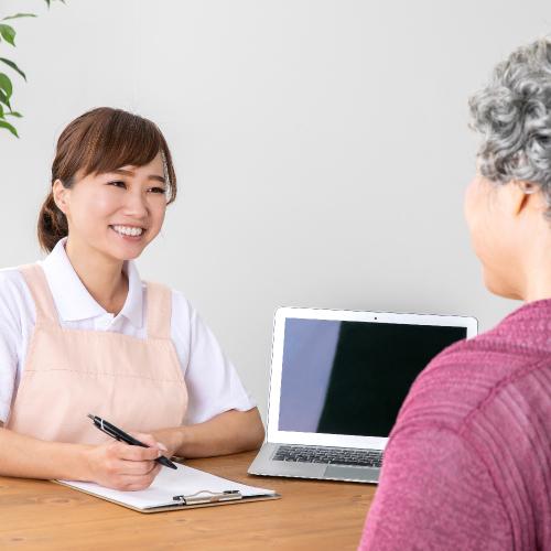 居宅介護支援(ケアプラン作成) イメージ