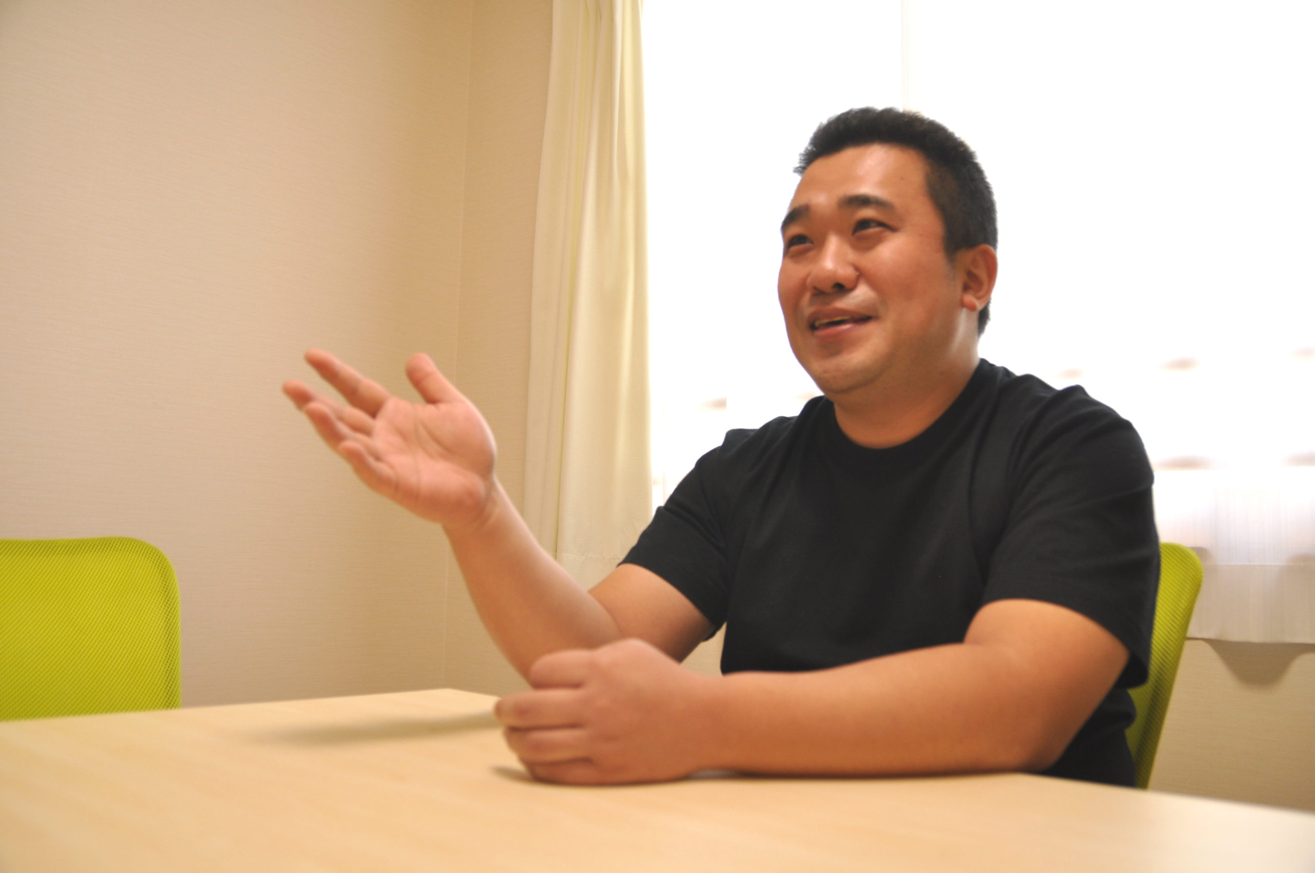 愛・小規模多機能与野<br>管理者 米谷 さん イメージ