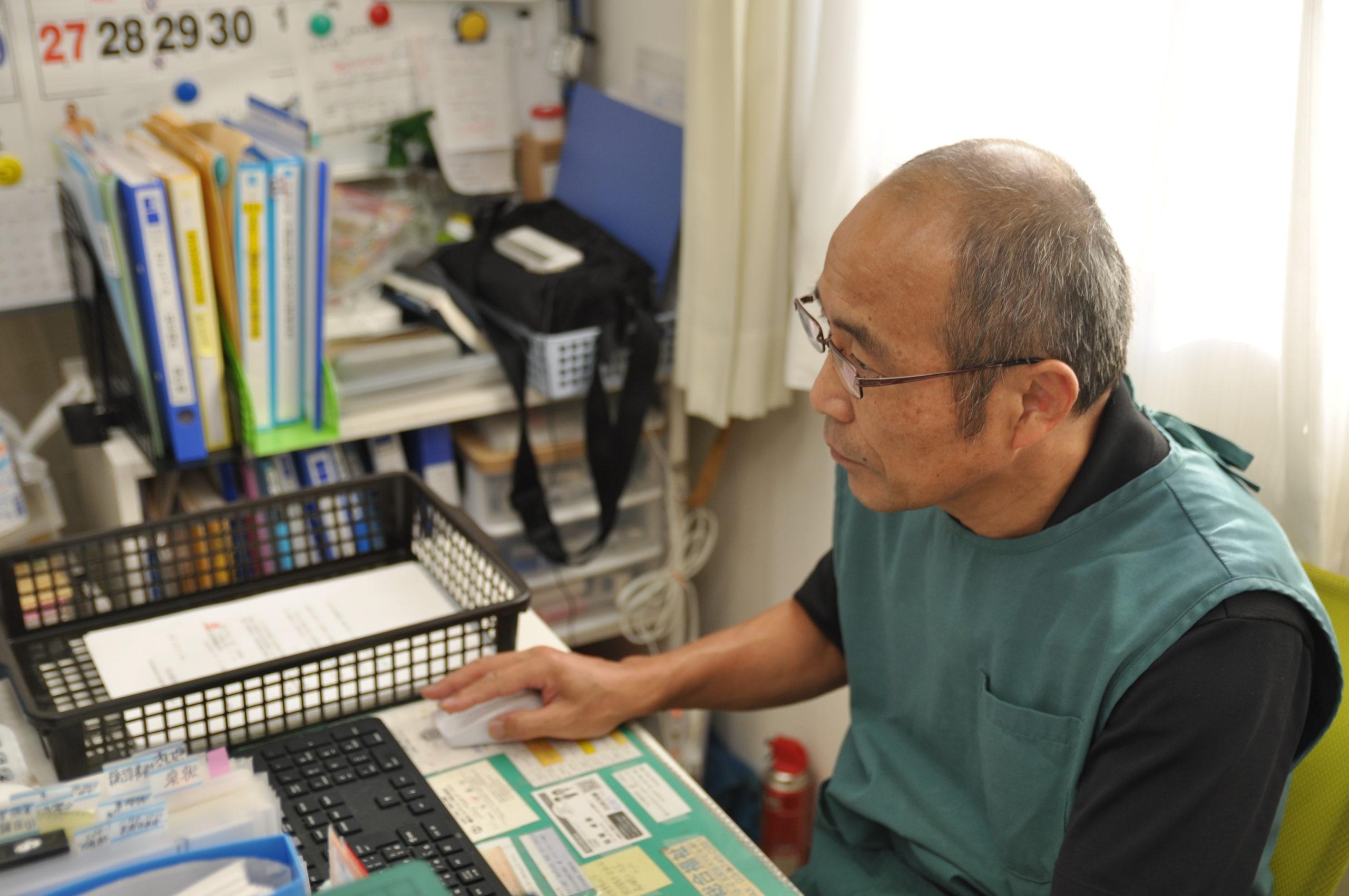 愛・グループホーム富沢<br>管理者 安藤 さん イメージ
