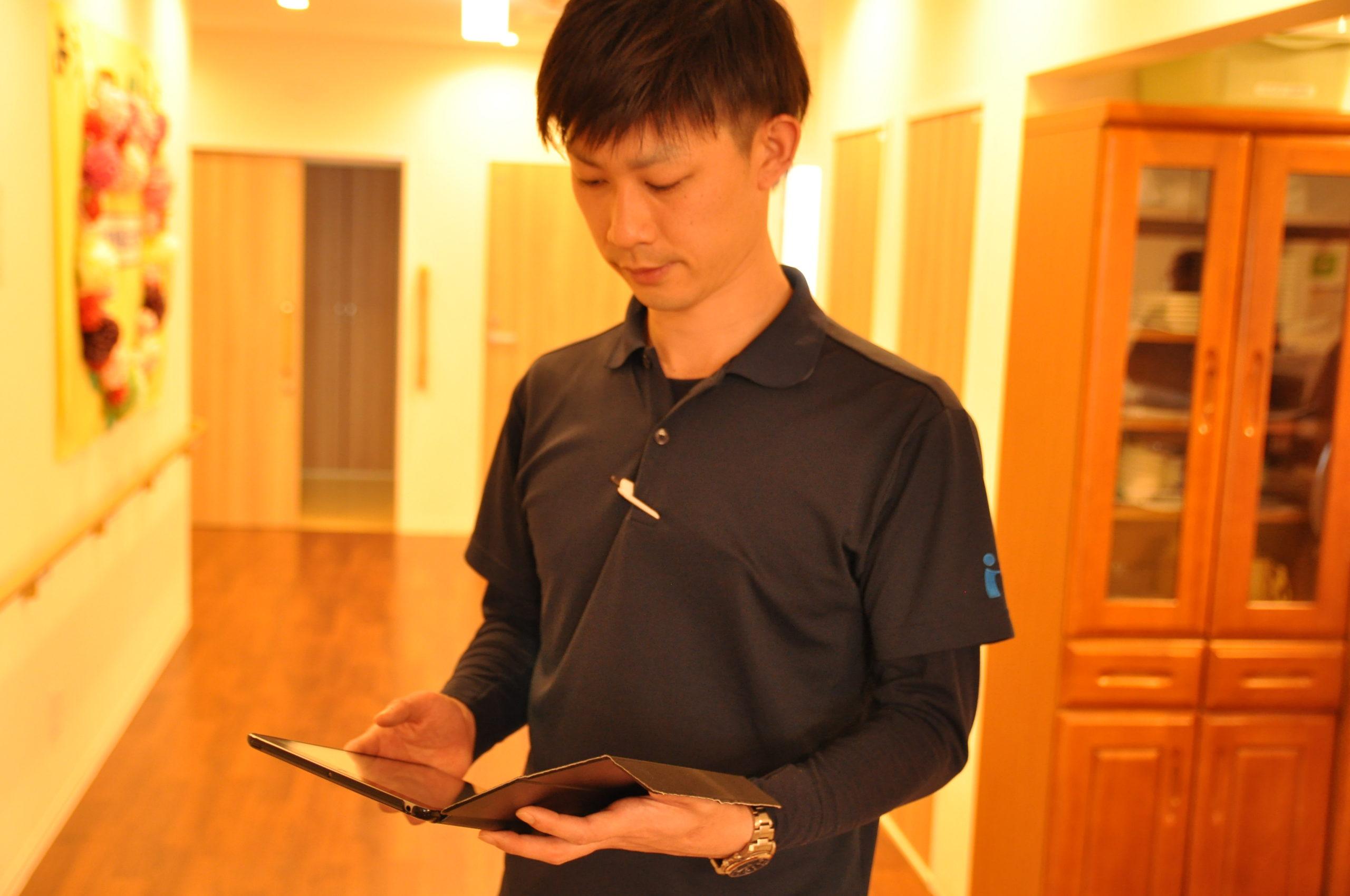 愛・小規模多機能大曽根<br>管理者 菊池 さん イメージ