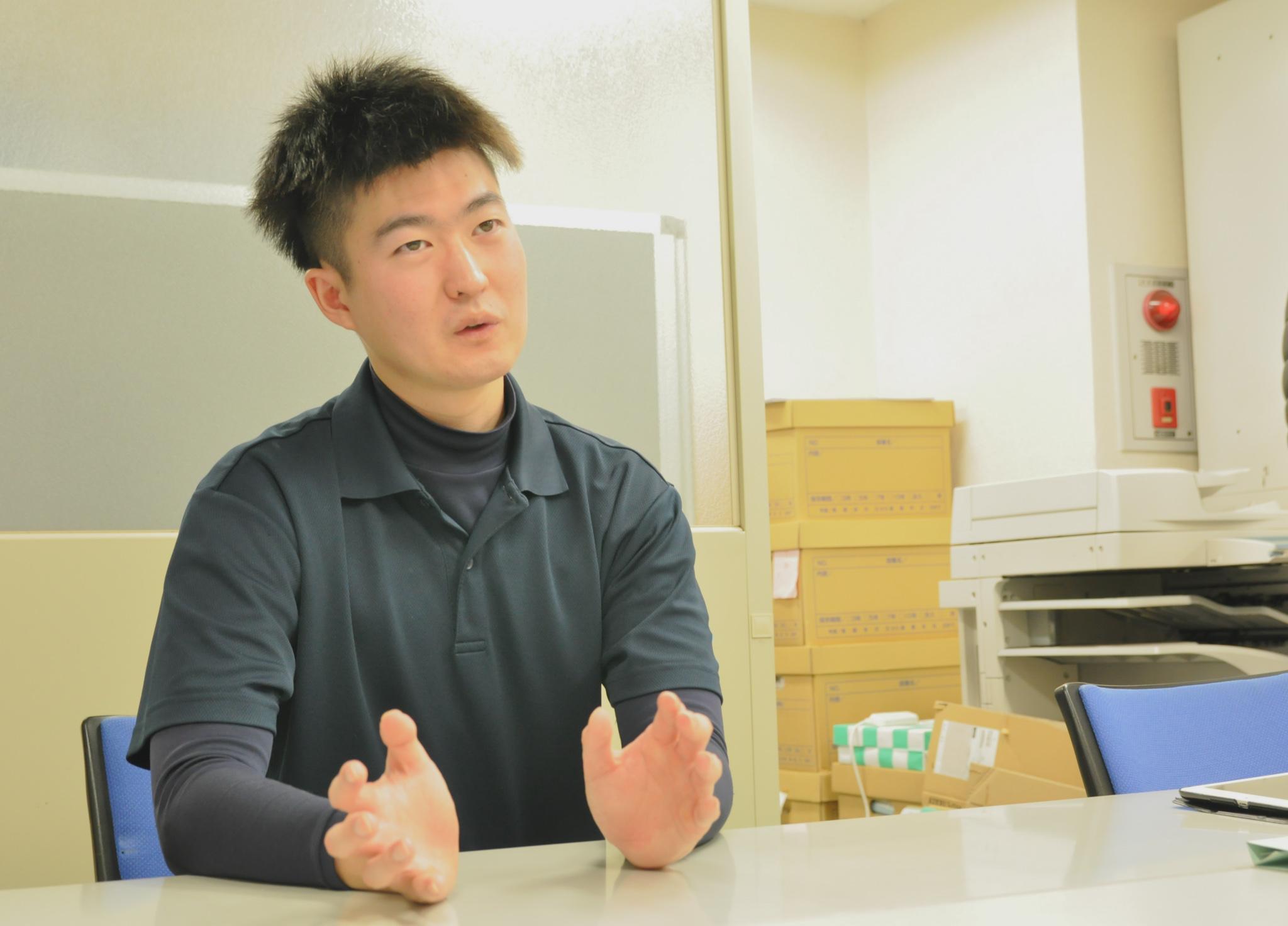 愛・訪問介護ステーション滝野川<br>介護スタッフ 吉田 さん イメージ