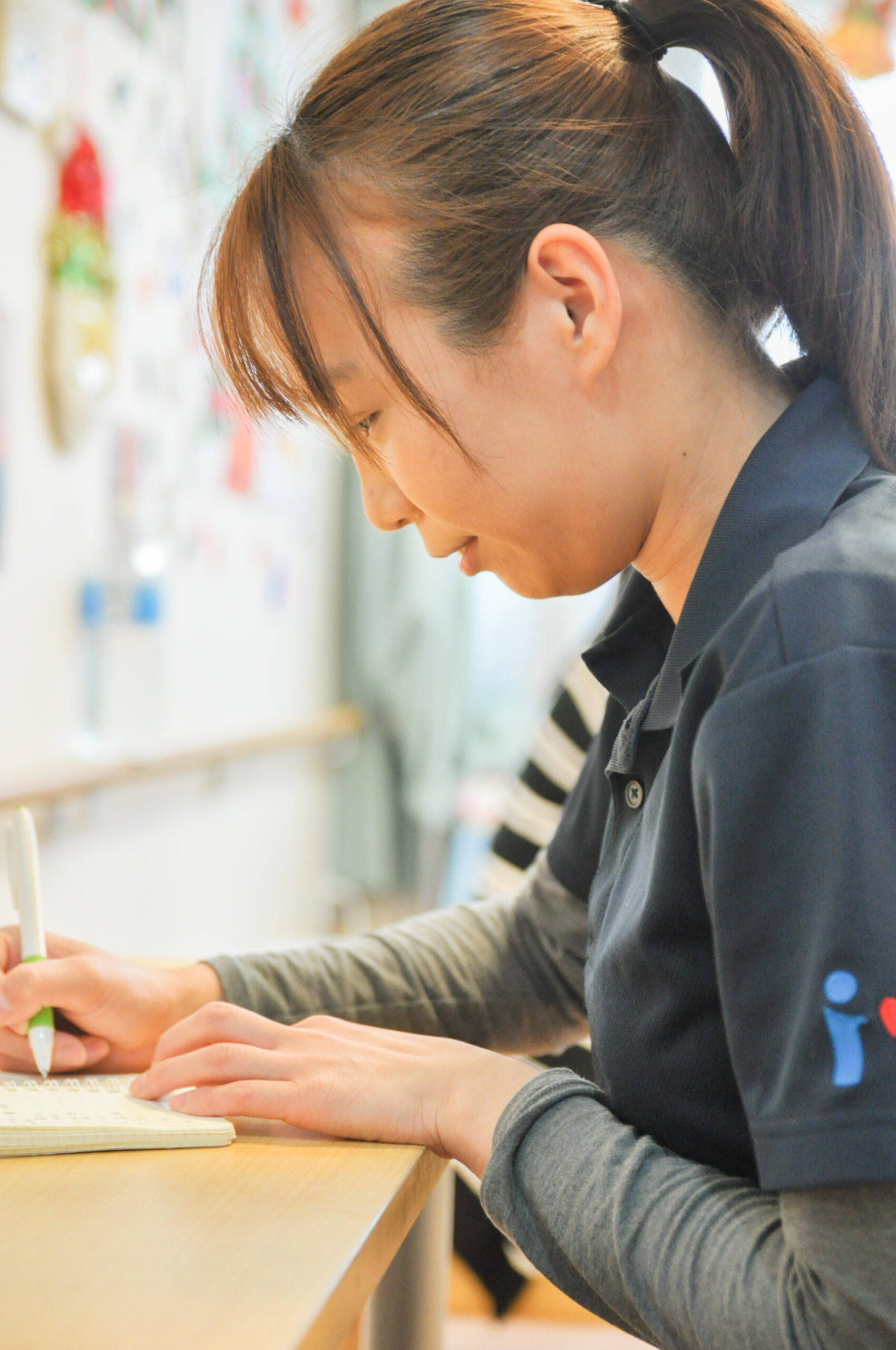 愛・コミュニティホーム板橋ときわ台<br>介護スタッフ 辰野さん イメージ