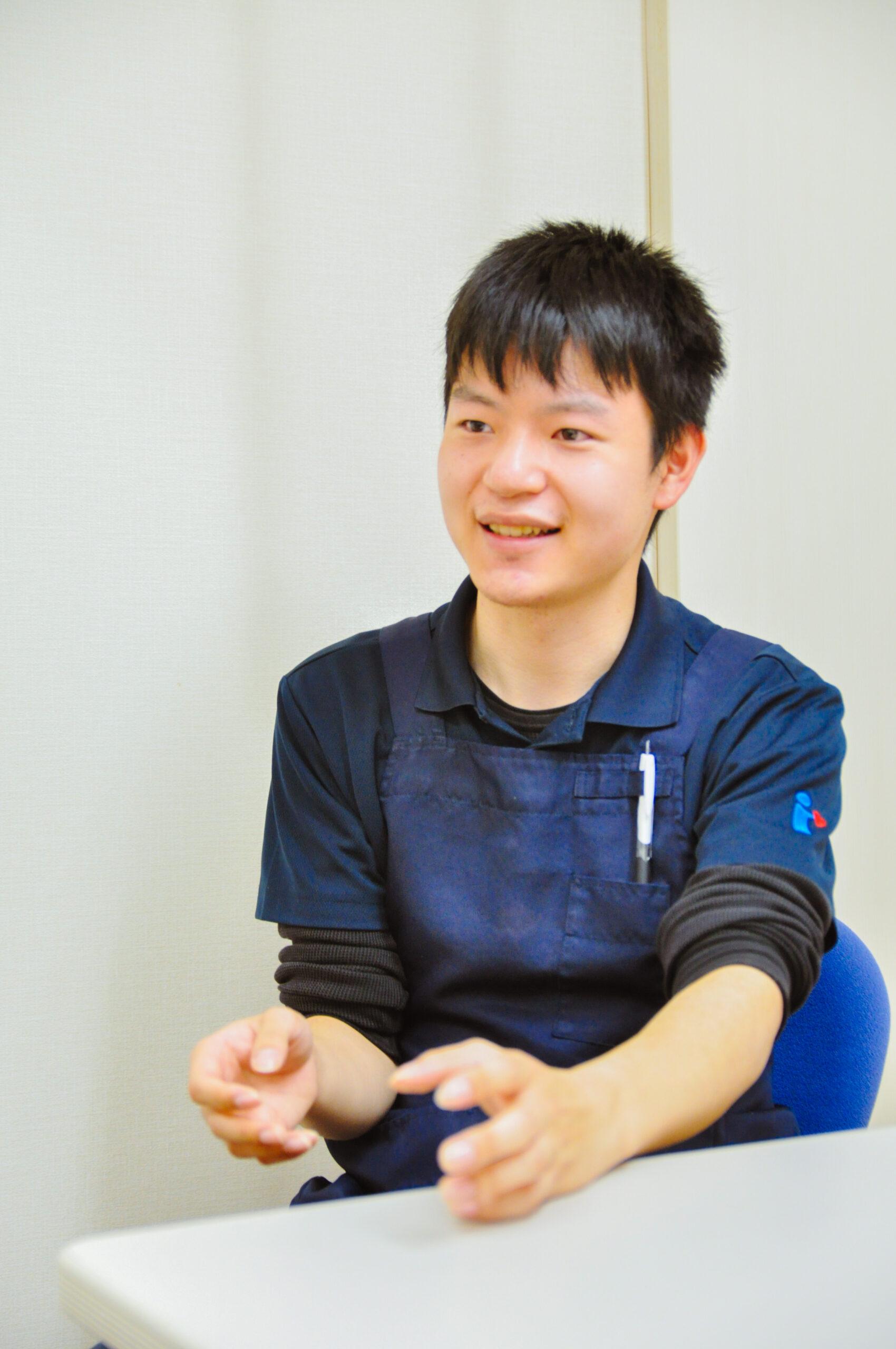 愛・グループホーム板橋ときわ台<br>介護スタッフ 三村さん イメージ